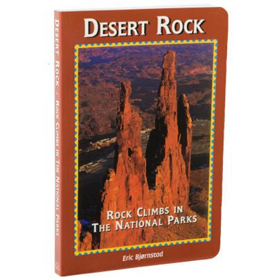 Desert Rock 1: Rock Climbs in the National Parks
