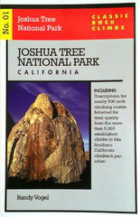 Classic Rock Climbs: Joshua Tree National Park