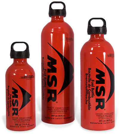 MSR Fuel Bottle