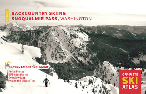 Backcountry Skiing Snoqualmie Pass, Washington