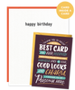 Narcissist Card Birthday