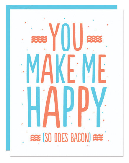 Happy Bacon