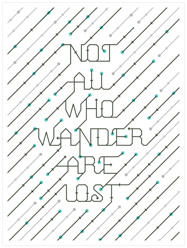 Not All Who Wander