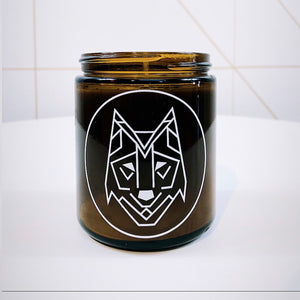 Wolf's Brew Candle