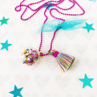 Dream Amongst the Stars Necklace