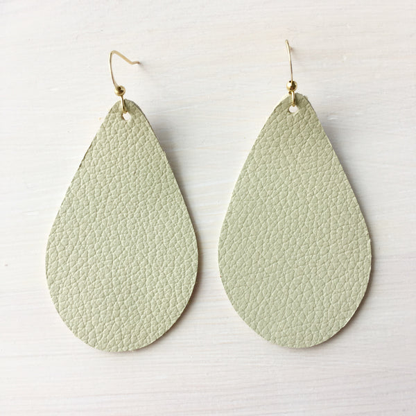 Tumbleweed Genuine Leather Earrings