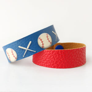 Home Run Snap Bracelet Set
