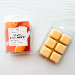 Orange Creamsicle Wax Melts