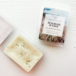 Seagrass & Sage Wax Melts