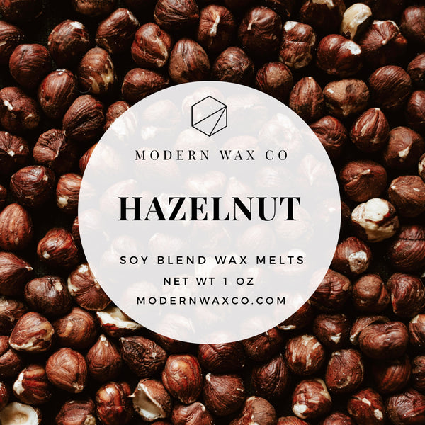 Hazelnut Melts