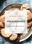 Snickerdoodle Wax Melts
