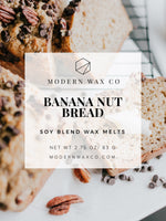 Banana Nut Bread Wax Melts