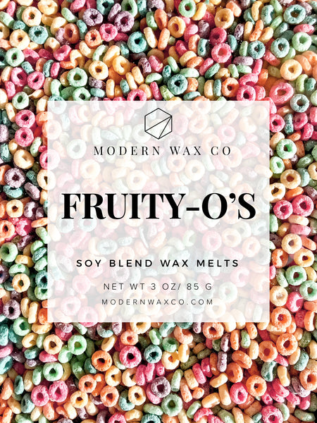 Fruity-Os Wax Melts
