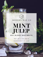 Mint Julep Wax Melts