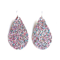 Unicorn Tears Glitter Earrings
