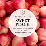 Sweet Peach Wax Melts