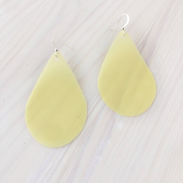 Lemon Jelly Earrings
