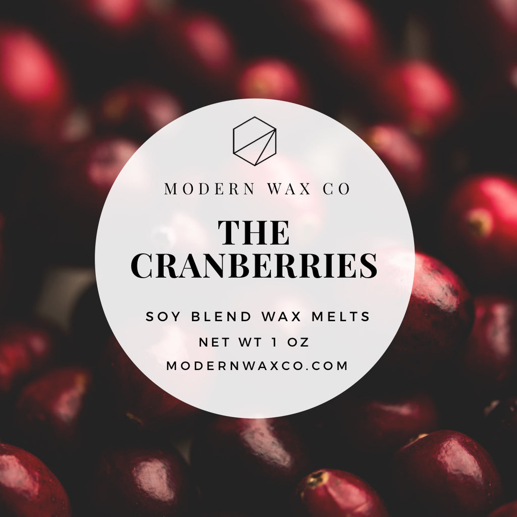 The Cranberries Wax Melts