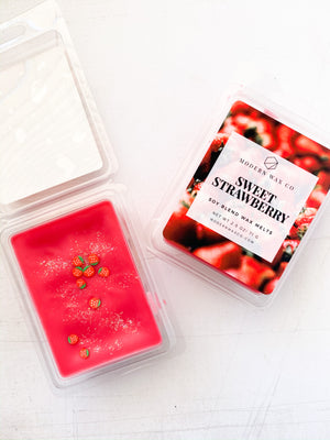 Sweet Strawberry Wax Melts