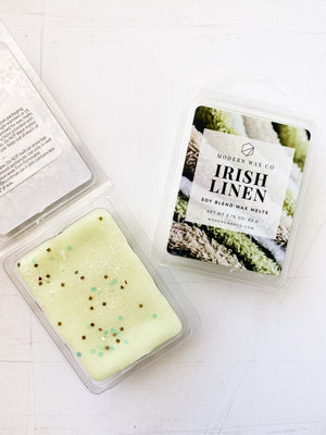 Irish Linen Wax Melts