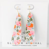Garden Party Simple Drop Earring