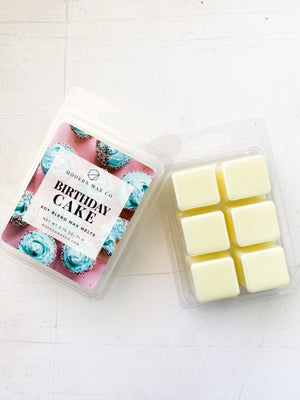 Birthday Cake Wax Melts