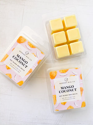 Mango Coconut Wax Melts