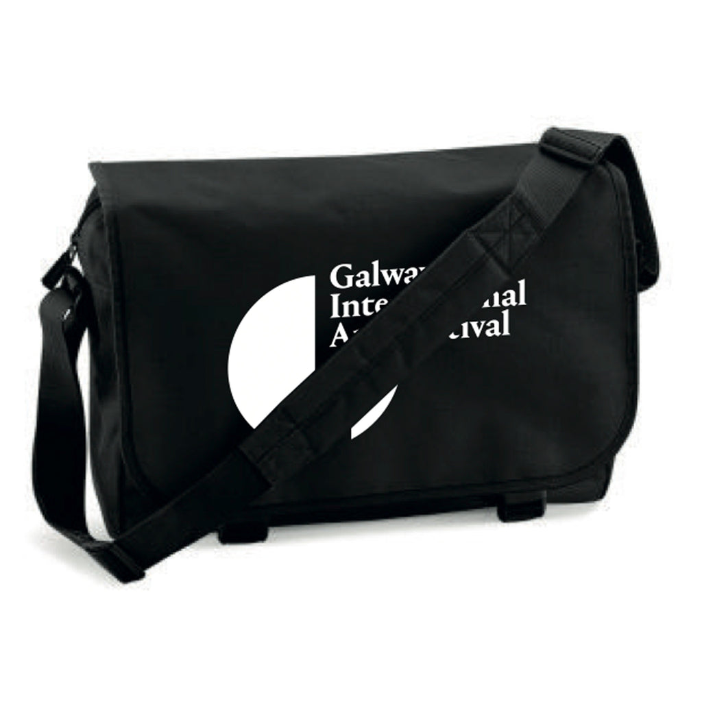 GIAF Messenger Bag (Black)