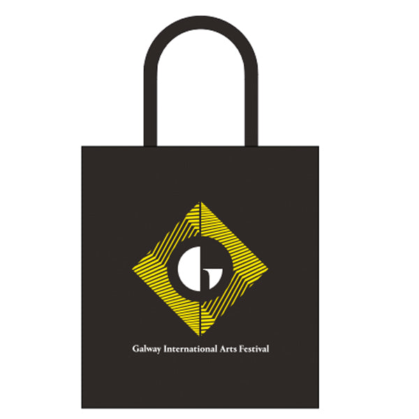 5Oz SIDELINE G COTTON SHOPPER | YELLOW
