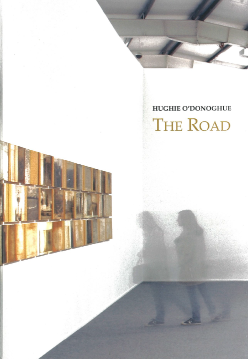 The Road - Hughie O'Donoghue