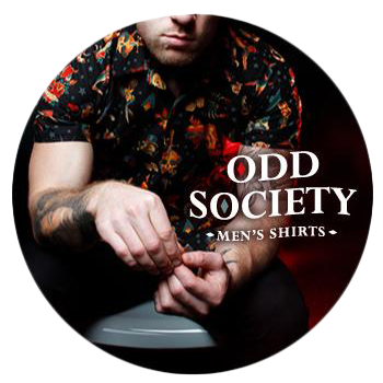 Odd Society Mens Shirts