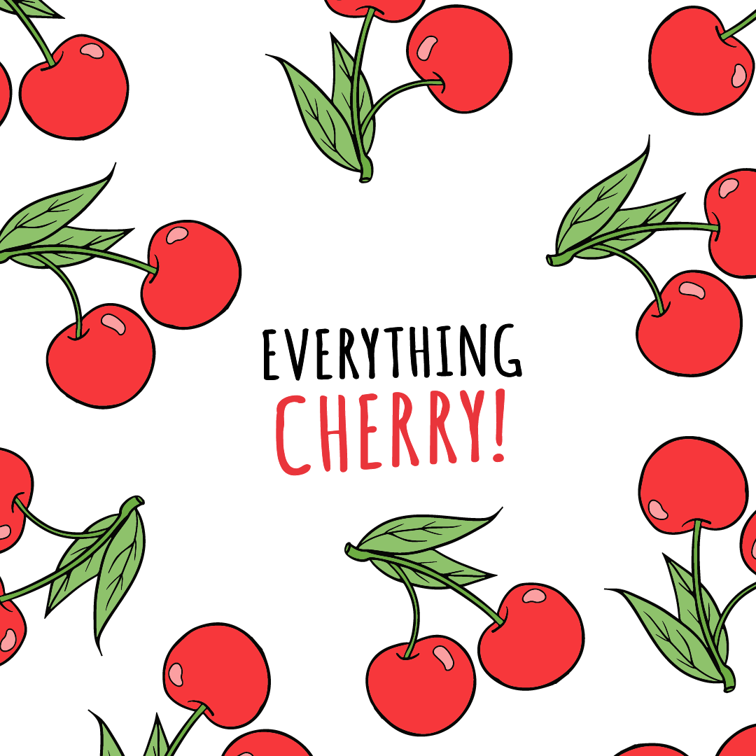 It's no secret that we adore the humble fruit that makes up part of our company name. Yes, cherries are delicious, but we also love how a classic cherry print is symbolic of retro chic. There's also something evocative about the word, and that bit of naughtiness is part of our sass and our celebration of all things feminine and girly.