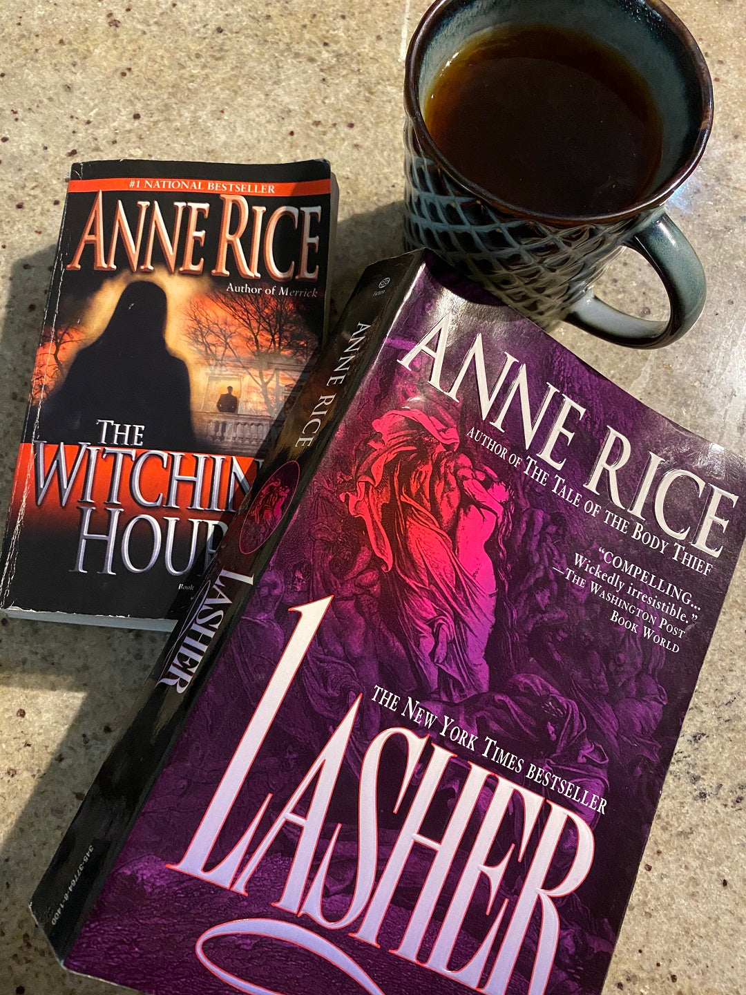 Novels by Anne Rice
