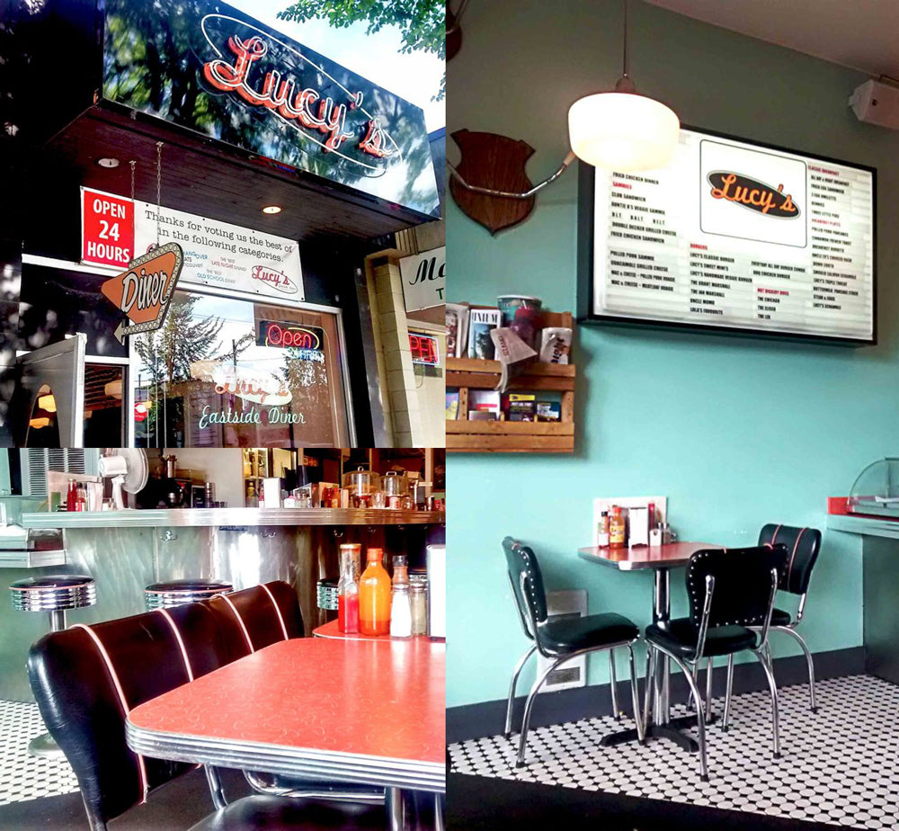 Lucy Diner In Vancouver