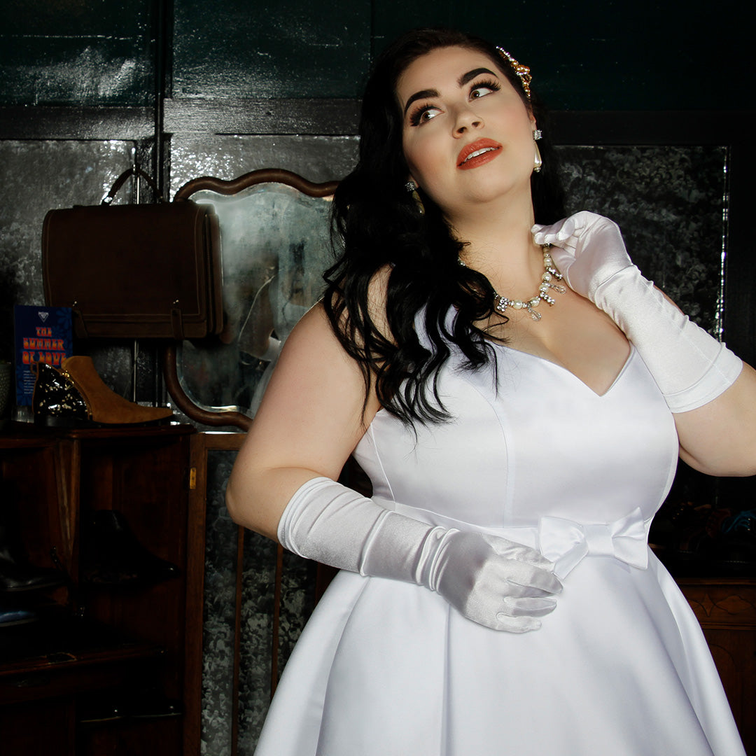 Plus size model Veronica Belle