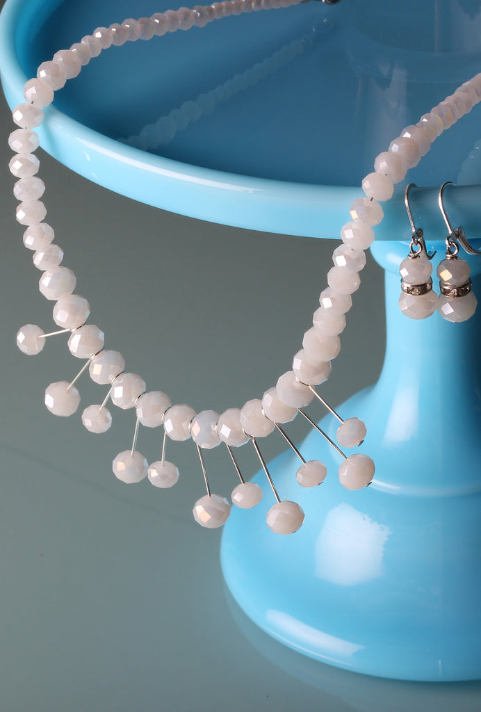 Aurora Galaxy - Necklace & Earring Set