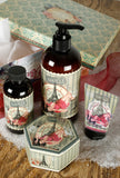 Ruby Red Gift Set - Bath and Body Bliss