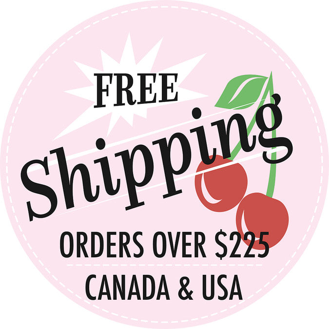 FREE Shipping in Canada on orders over $200.00