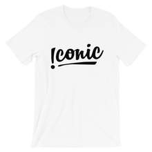 Load image into Gallery viewer, Iconic Short-Sleeve Unisex T-Shirt