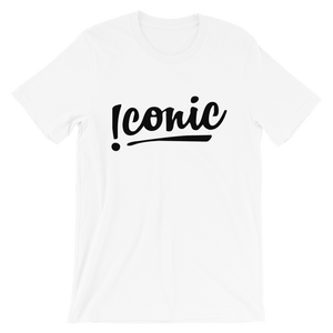Iconic Short-Sleeve Unisex T-Shirt