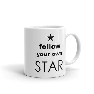 Follow Your Own Star Mug