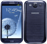 Used Samsung Galaxy S3 Blue