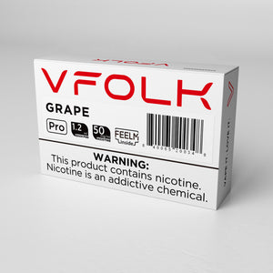 Vfolk Pro Pod Niagara Grape