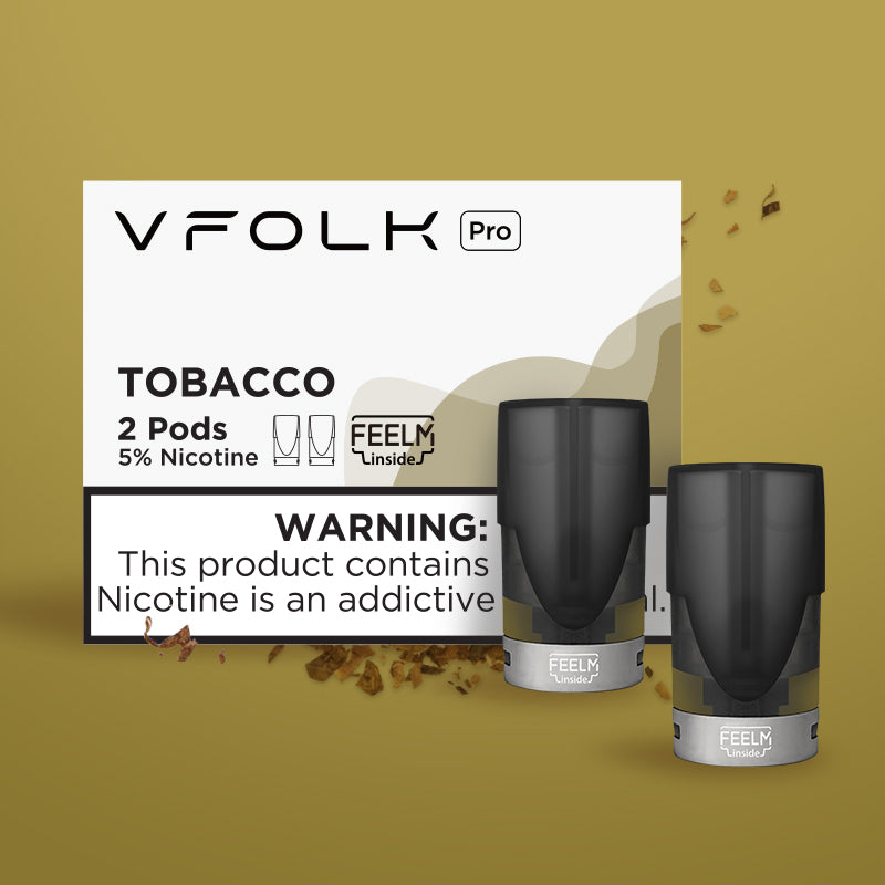 VIRGINIA TOBACCO - VFOLK