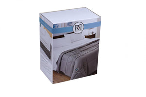 Full Size Sheets Set - Megan Royal 1800 Collection Luxury Sheets