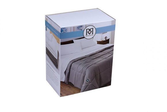 Queen Size Sheets Set - Megan Royal 1800 Collection Luxury Sheets
