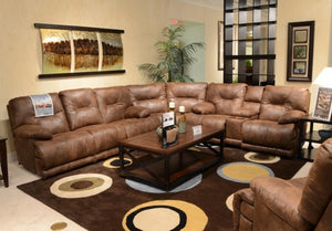 Voyager Elk Reclining Living Room Set by Catnapper