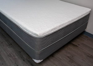Milan Cool-Gel Bliss Luxury Mattress - Queen Size