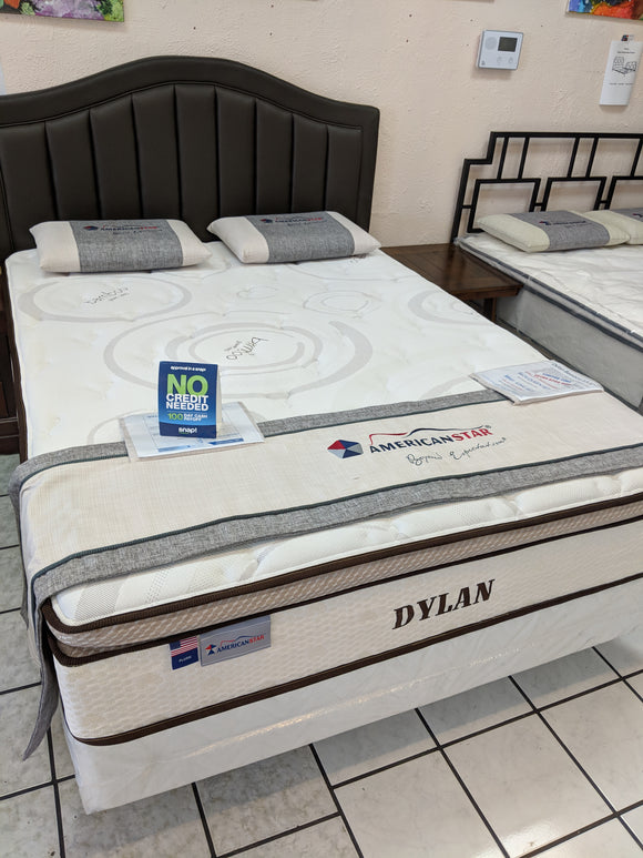 Dylan Bamboo Pillowtop Full Size Mattress