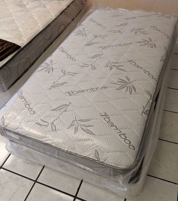 Homepedic Emory - Bamboo Full Size Firm Mattress
